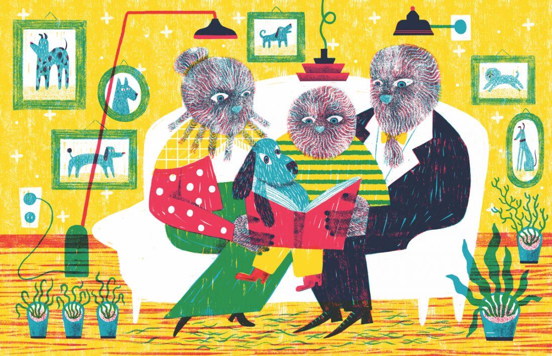 Winners announced in World Illustration Awards 2019