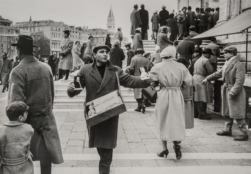 Venice, 1963 - Gianni Berengo Gardin