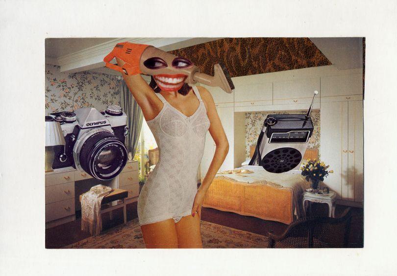 Linder Untitled, 1977 © Linder Sterling. Courtesy the artist; Modern Art, London; Dépendance, Brussels; Andréhn- Schiptjenko, Stockholm, Paris; and Blum & Poe, Los Angeles, New York, Tokyo.