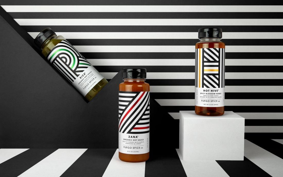 Robot Food gives hot sauce brand a surprising sense of sophistication