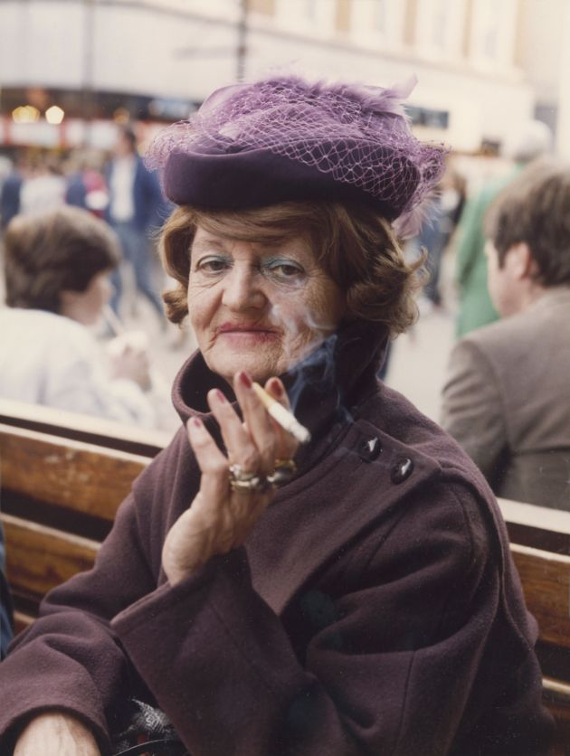 Shirley Baker, Manchester, 1985. All images courtesy of James Hyman Gallery