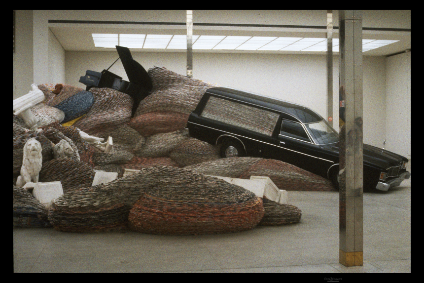 Natural Causes (Wiener Secession, Vienna, 1987)