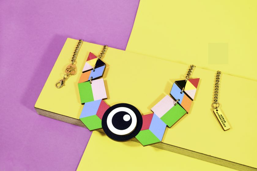 © Tatty Devine x Morag Myerscough