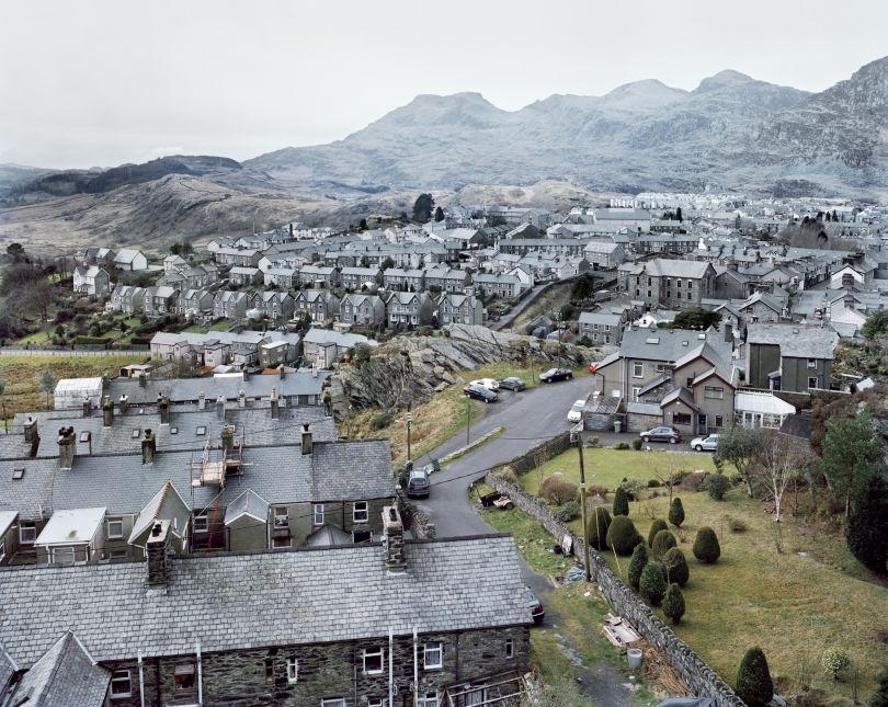 Blaenau Ffestiniog, Gwynedd, Wales, 2008 © James Morris