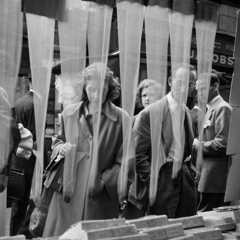 Cas Oorthuys - London, 1953 © Cas Oorthuys / Nederlands Fotomuseum