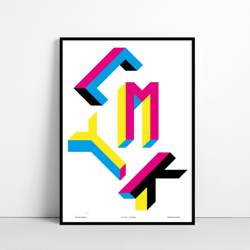 Screen print designed in collab with Mr.Boonstra for Pregnant Studios