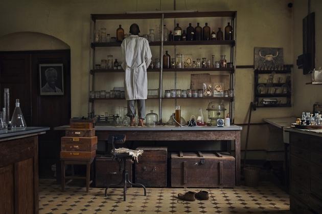 Evgenia Arbugaeva Untitled #51 from Amani, 2016 © Evgenia Arbugaeva Courtesy of The Photographers' Gallery