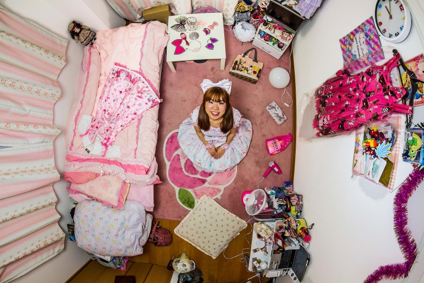 Ryoko, IT engineer in Tokyo, Japan - room #256