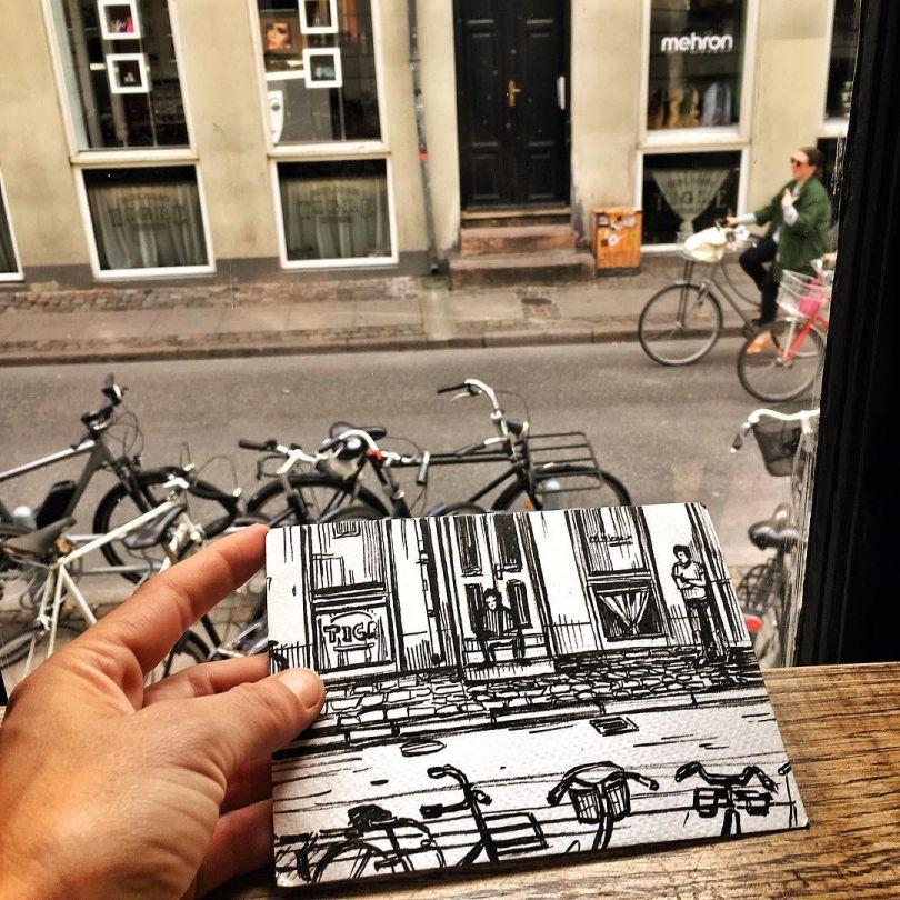 Copenhagen © Alice Pasquini