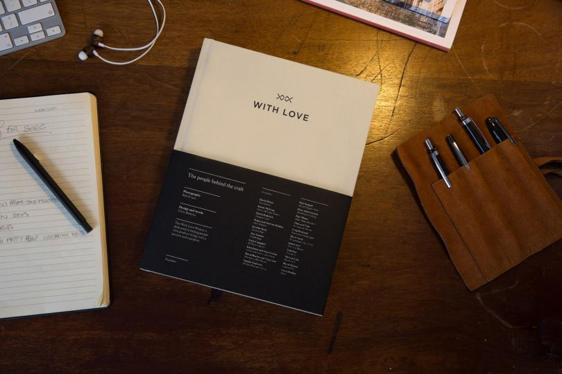 With Love - the proposed book