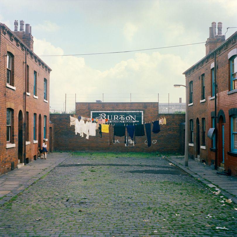 Alea Stony Rock, Westlock Terrace, Leeds © Peter Mitchell courtesy RRB Photobooks