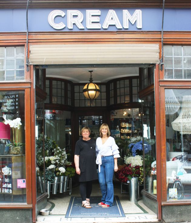 Cream Cornwall. Via Creative Boom submission. All images courtesy of excess-energy.co.uk