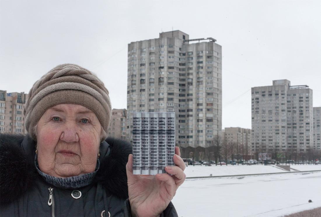 St Petersburg, Novosmoloenskaya Housing Complex. Photo by Alexander Veryovkin for Zupagrafika. 2017. ©Zupagrafika