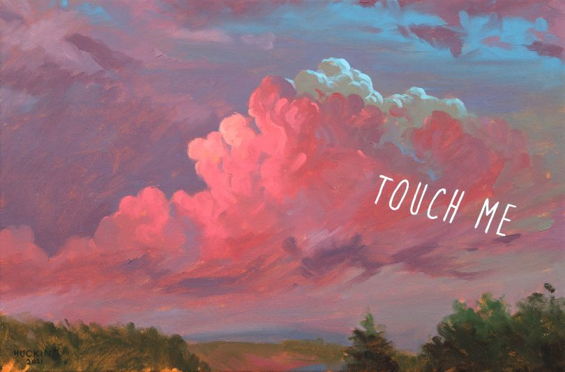 Nightfall Color Study: Touch Me, 2021 © Shawn Huckins