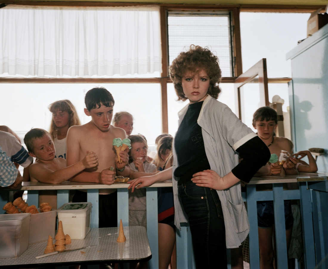 New Brighton. From 'The Last Resort'. 1983-85 copyright Martin Parr / Magnum Photos