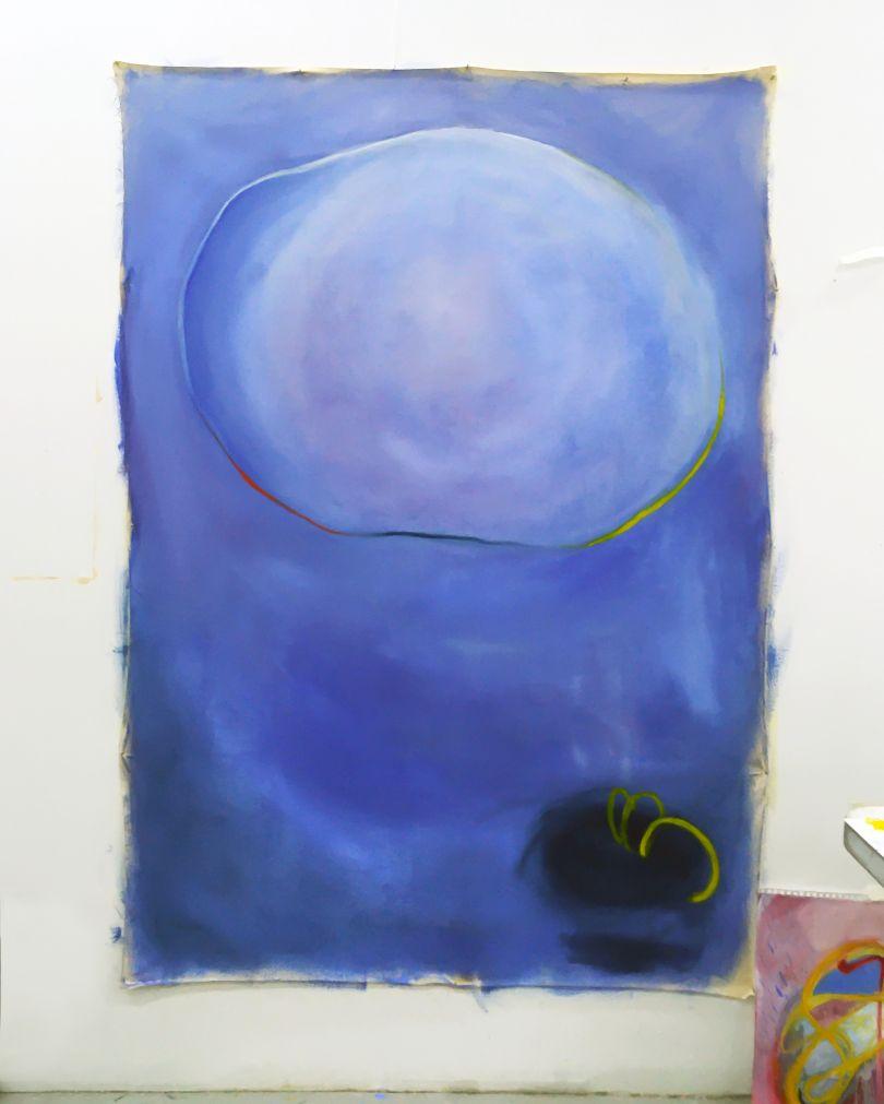 Margarida Pinheiro, MA Fine Art: Painting, Camberwell College of Arts © Margarida Pinheiro