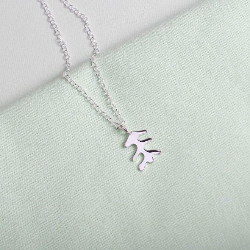 Matisse necklace by [Maggie Cross](http://www.maggiecross.co.uk/shop/matisse-necklace). Priced from £38