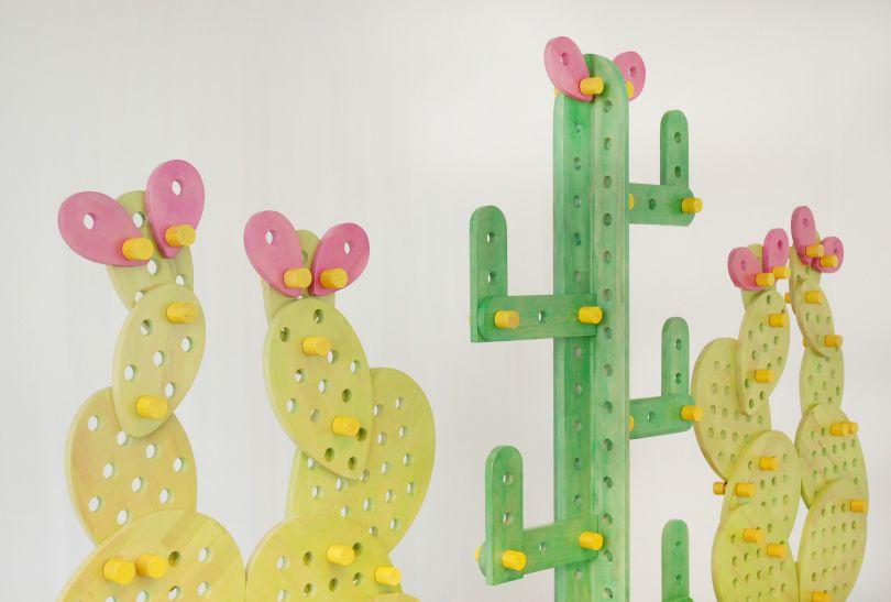 Chalk Cactus