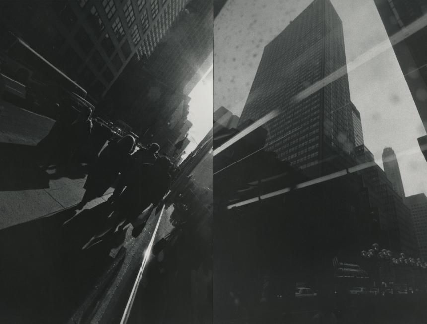 Sy Kattelson, Untitled, 1990