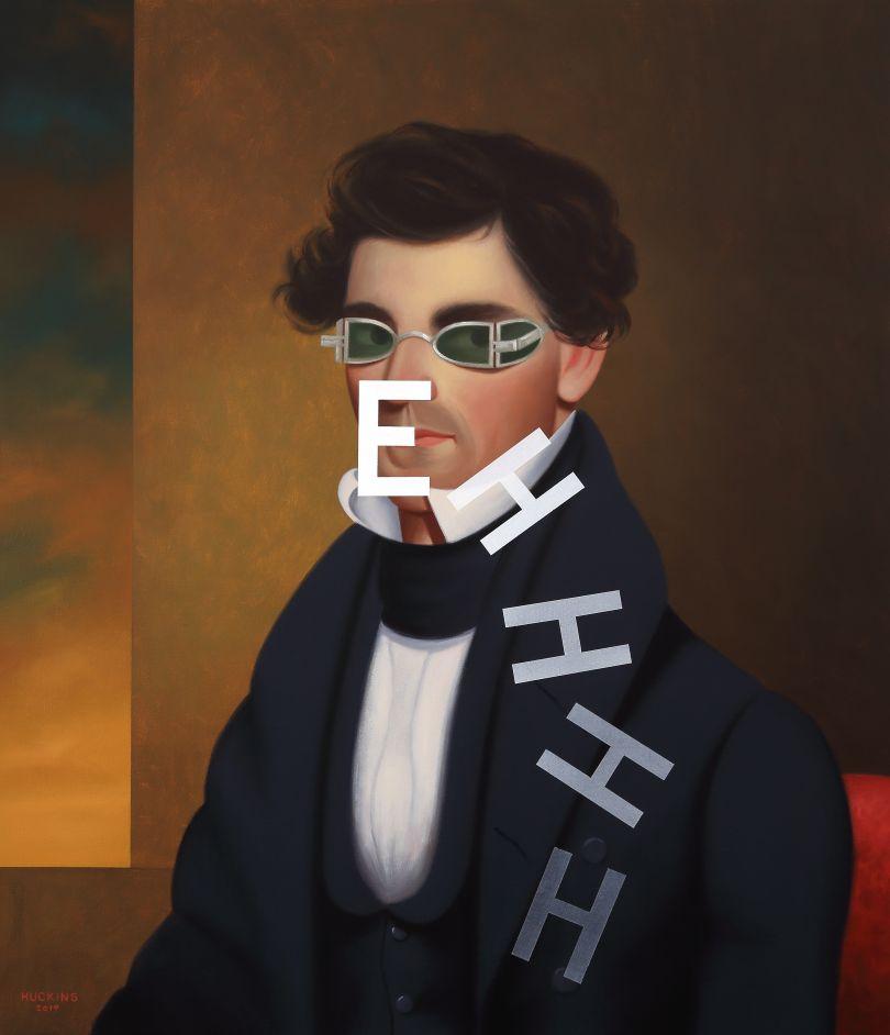 19_Descending Eh, Portrait of Nathaniel Olds