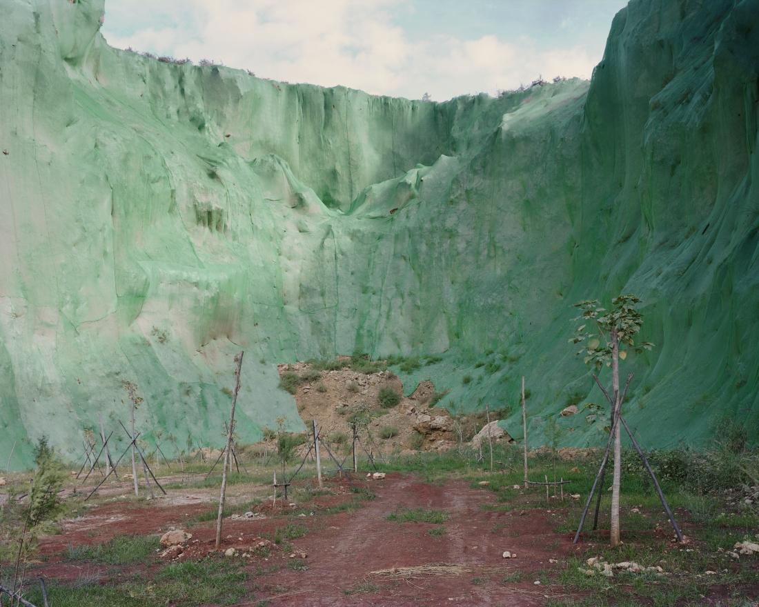 Puhejing Quarry Ecology Recovery Project, Dali,2017 © Yan Wang Preston