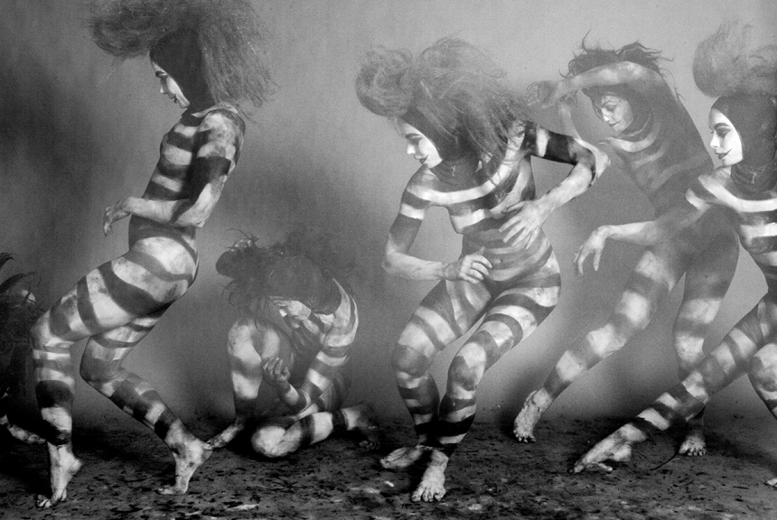 From Performance – © Matilda Temperley