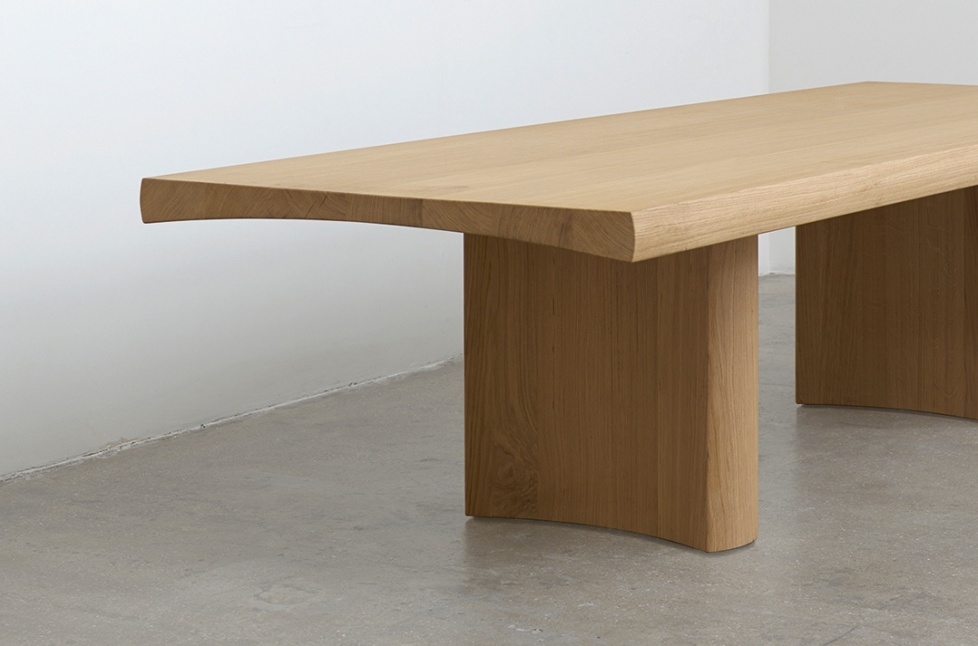Hakone Table, Galerie kreo, 2016. Picture credit: Sylvie Chan-Lia