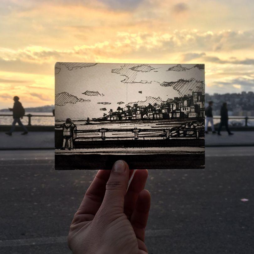 Naples © Alice Pasquini