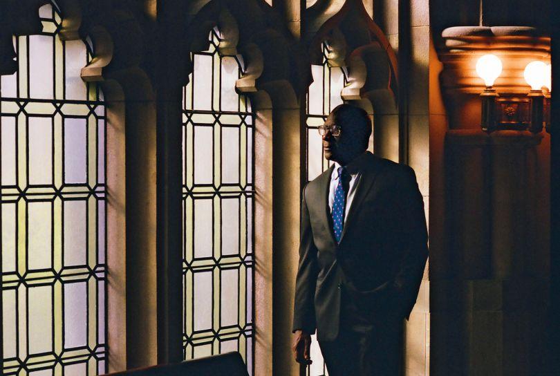 Fred Davie, Executive Vice President, Union Theological Seminary New York City;  Presbyterian minister in the Presbytery of New York City © Delphine Diallo