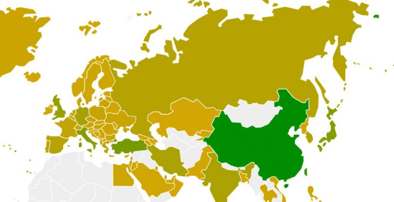 Where does your country appear in the World Rankings?
