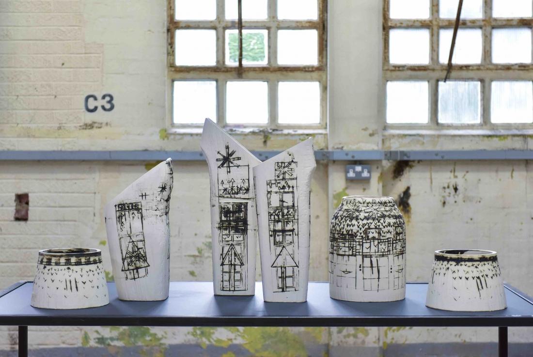 Ten Innovative Artists Compete For British Ceramics