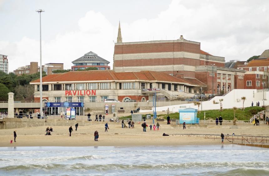 Pavilion Theatre. Image Credit: BasPhoto / Shutterstock.com