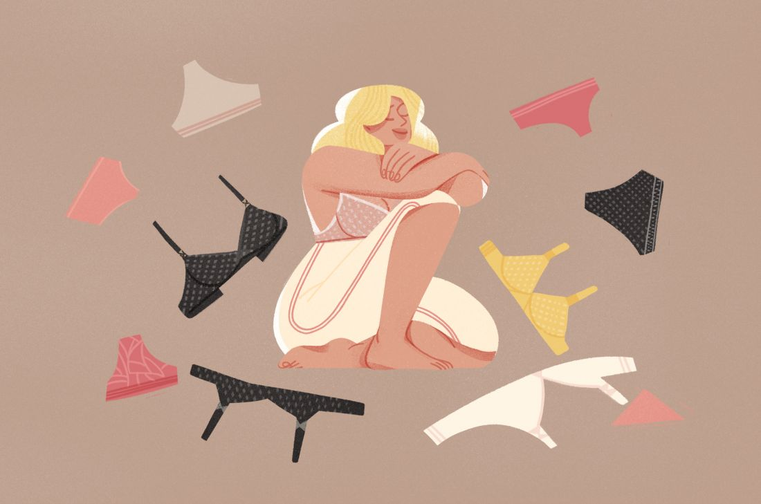 Illustrations by Eugenia Mello for NUDEA