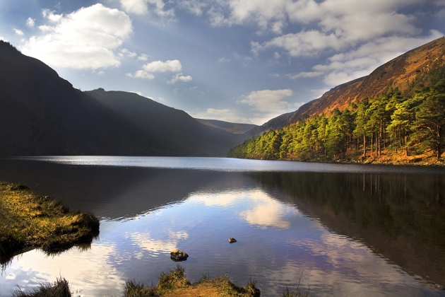 Glendalough. Image courtesy of [Adobe Stock](https://stock.adobe.com/uk/)