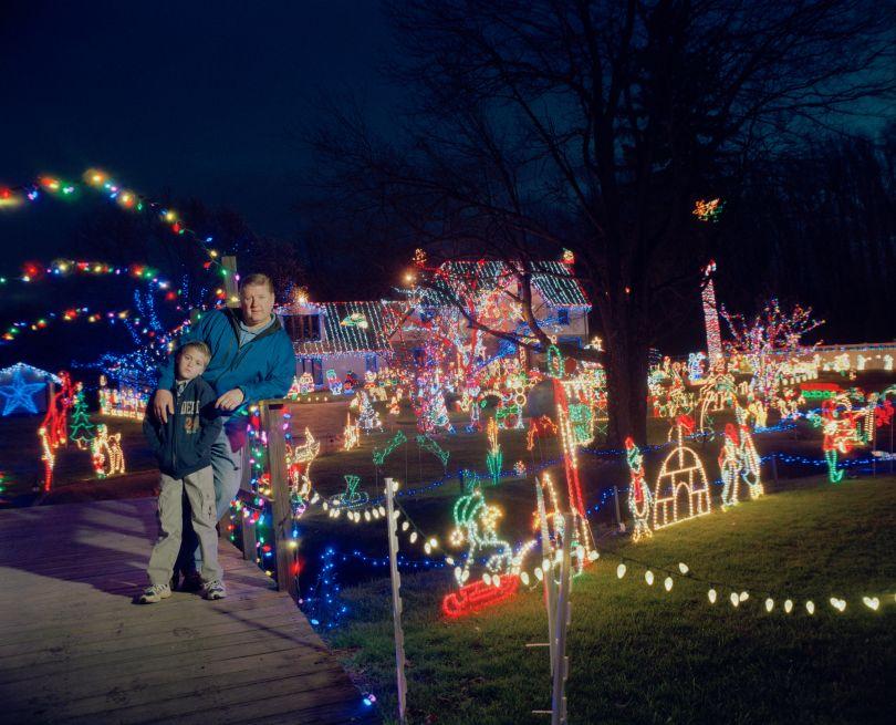 Keep The Lights Shining. Jack Yoast, Ambler, PA. Courtesy of Danelle Manthey