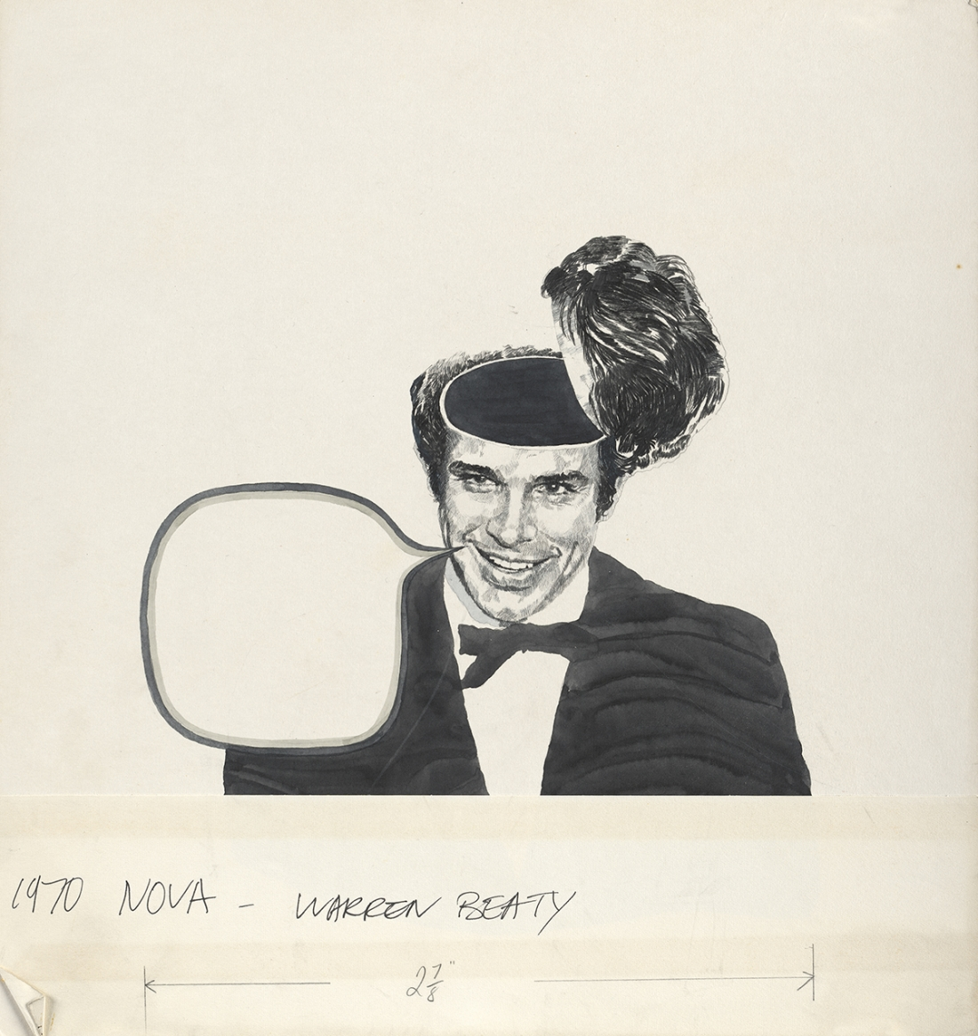 Warren Beatty, Nova