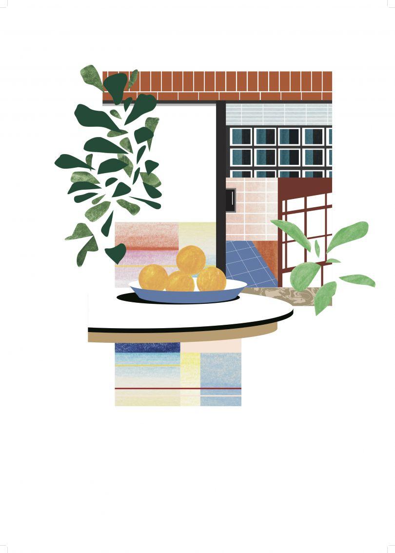 The opening image by Belgian designer and illustrator [Inge Rylant](http://www.ingerylant.be)