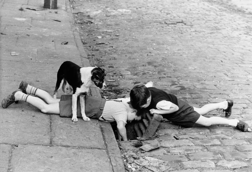 Manchester, 1963, Shirley Baker © Estate of Shirley Baker / Mary Evans Picture Library