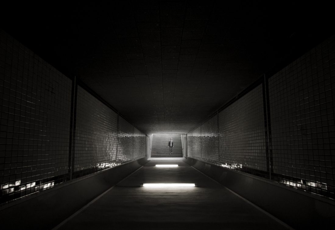 Light Dots Photography That Explores The Light In Dark