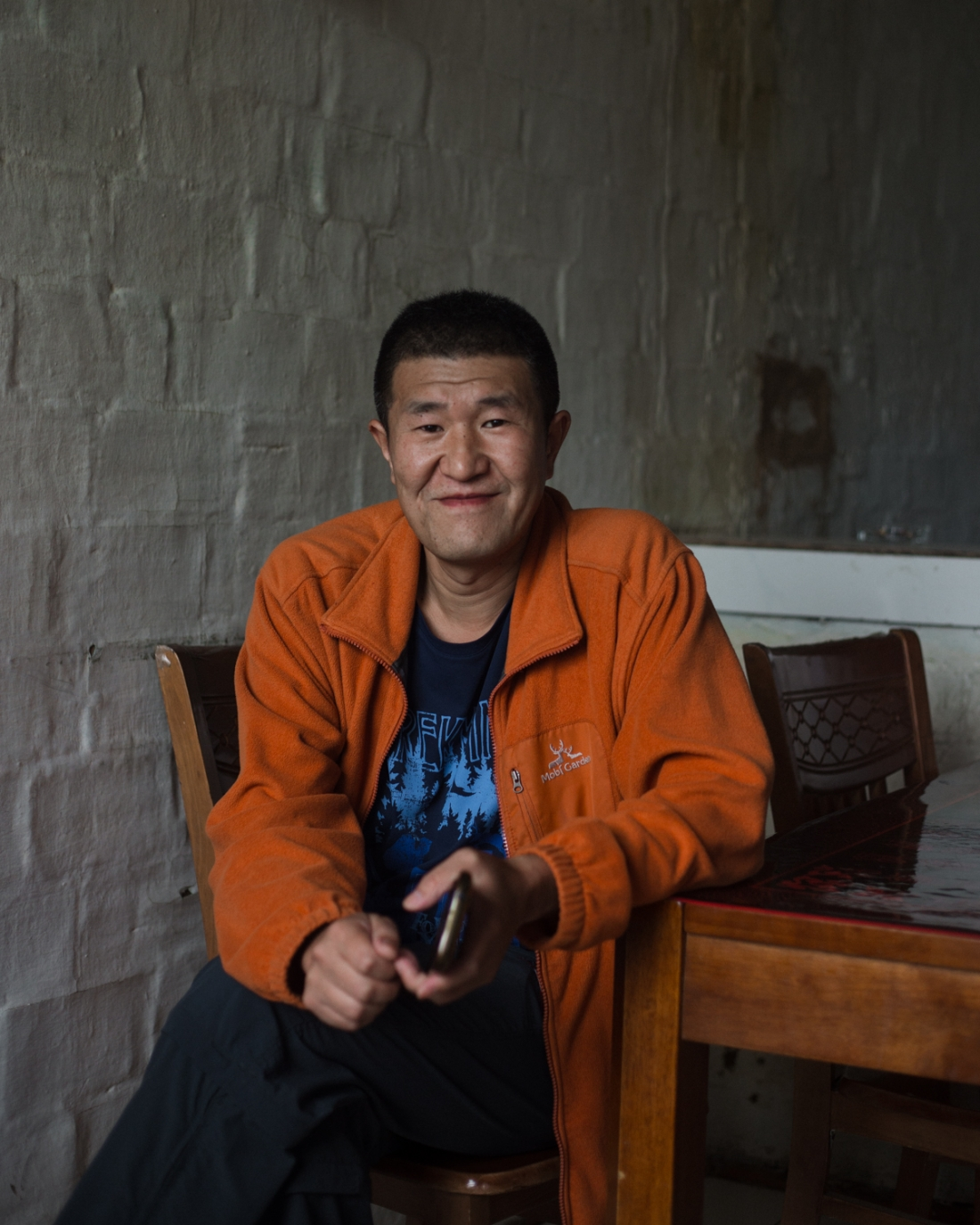 Guang Peng, Baiyinnar, July 2017 The Oroqen are one of oldest ethnic minorities in Northeast China and have cultural and linguistic links to numerous ethnic minority groups spread across Heilongjiang, Inner Mongolia and out to Siberia across the Russian border. As an anthropologist Guang Peng works to document the language and culture of his community in a rapidly changing world.