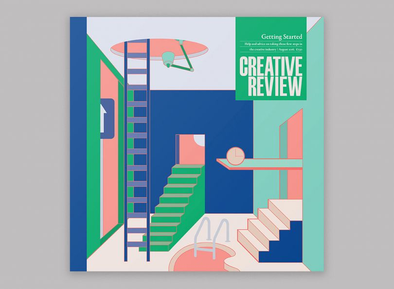 Cover for Creative Review
