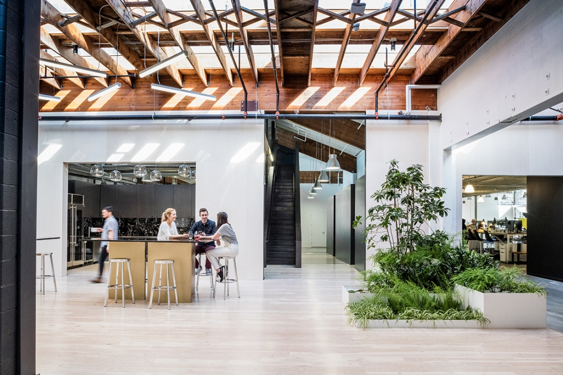 portland ad agency swift invites you to tour its new home in a