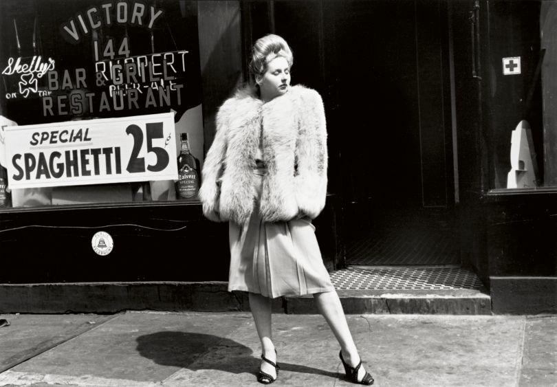 Helen Levitt, New York, ca. 1940 Film Documents LLC © Film Documents LLC / courtesy Galerie Thomas Zander, Cologne