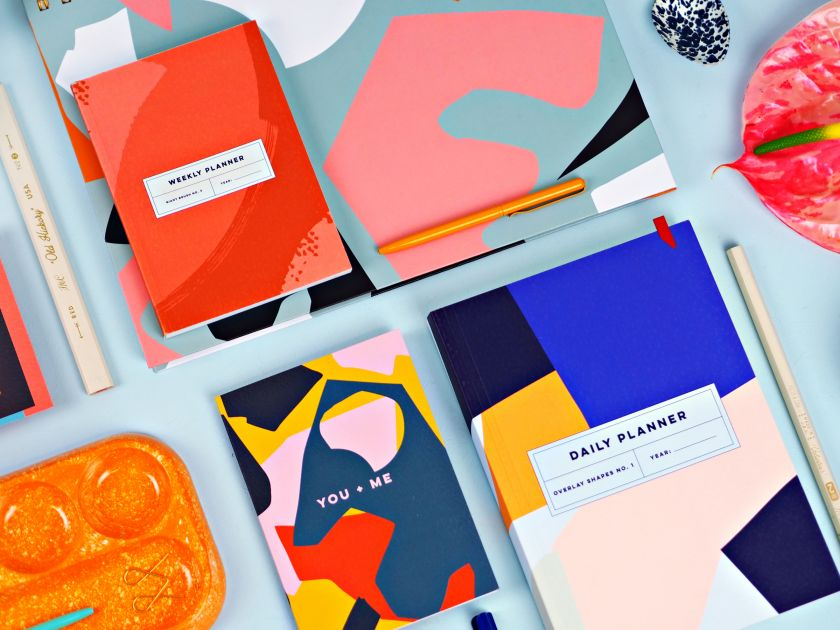 Spotlight on: The Completist, a London-based stationery brand run by husband-and-wife duo