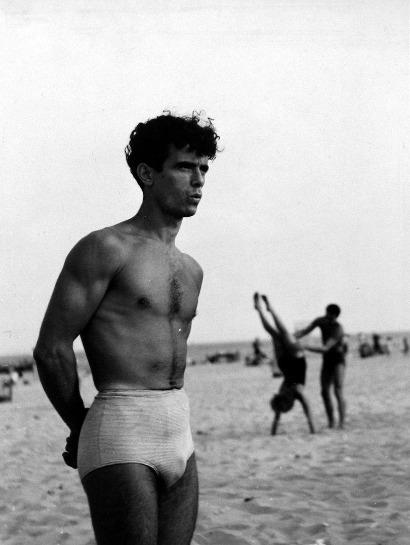 Sid Grossman, Coney Island, c.1947-48