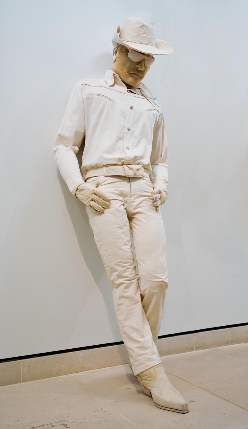 Cowboy, 1964, fabric, Pallant House Gallery (Wilson Gift through   The Art Fund, 2006)  © Jann Haworth