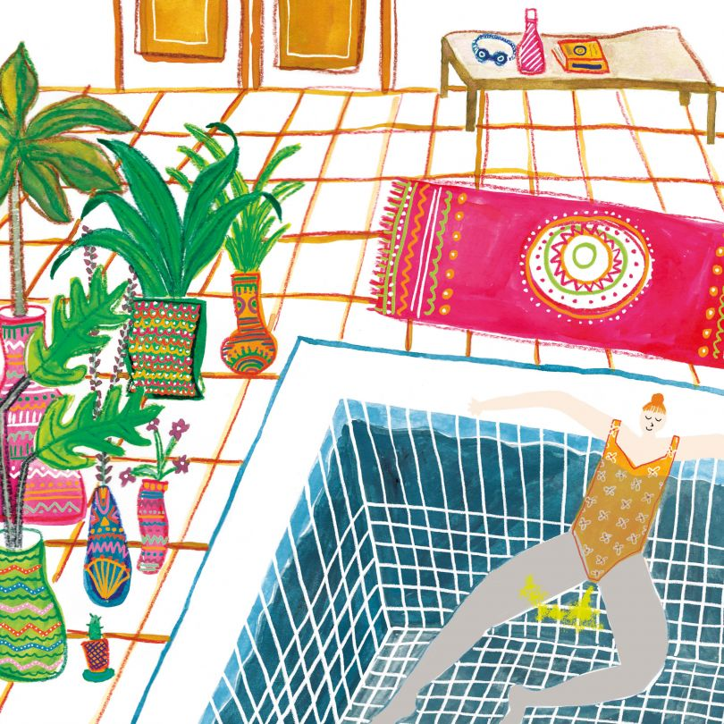 Pee Pool, from the series, Gross is a Good Word