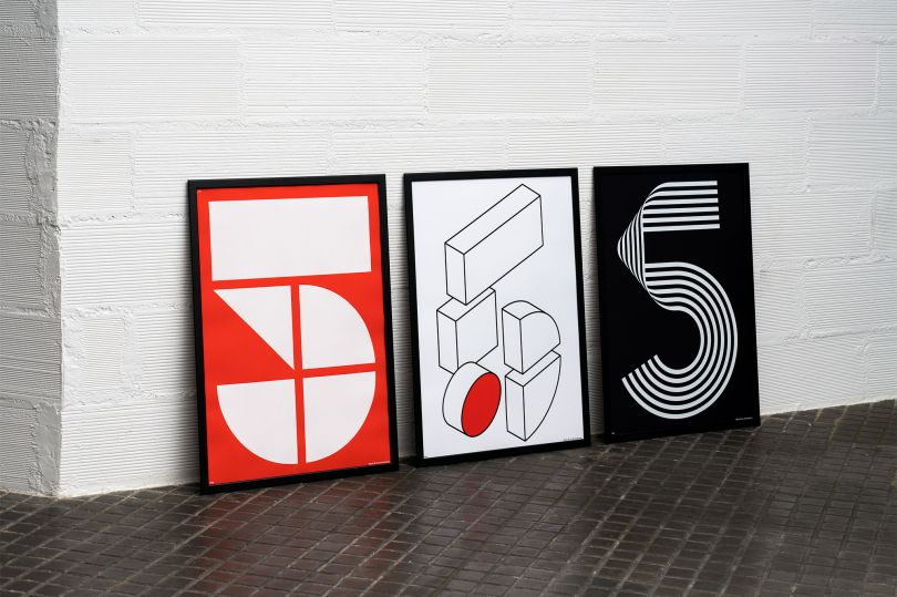 WORK&CO: Five Posters