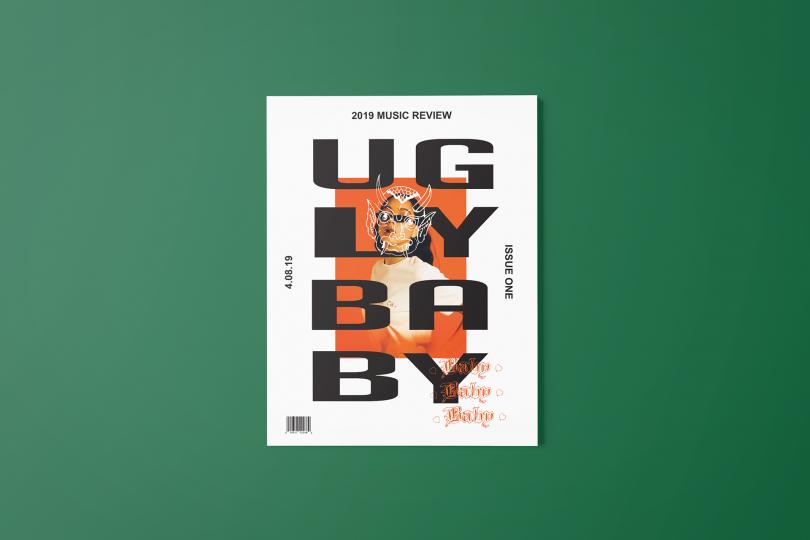 Ugly Baby magazine