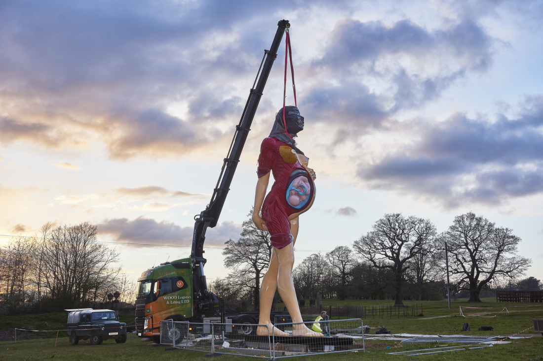 Damien Hirst's homecoming is announced for this year's Yorkshire Sculpture International